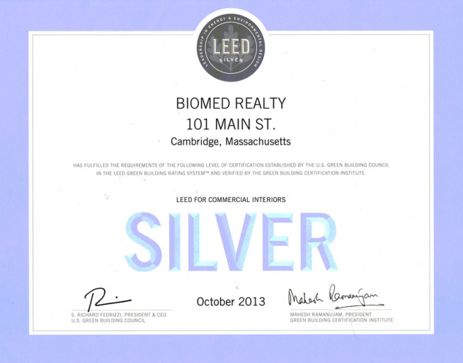 LEED-Silver2